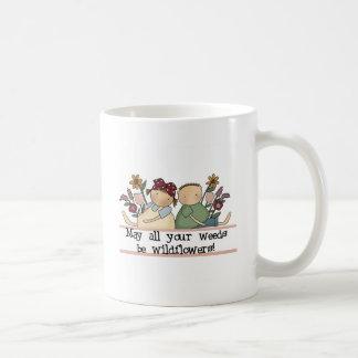 Weeds Be Wildflowers Tshirts and Gifts Coffee Mug