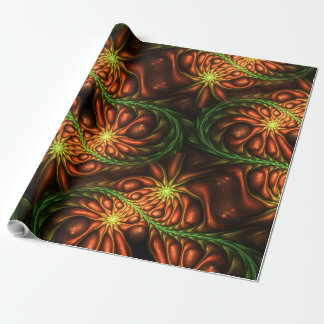 Weeds Wrapping Paper