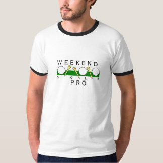 Week End Golf Pro Design T-Shirt