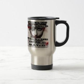 Weekday Sales Rep, Weekend Zombie Slayer. Mugs