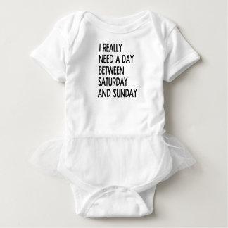 weekend baby bodysuit
