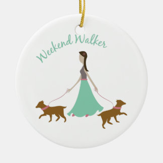 Weekend Walker Ornaments