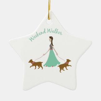 Weekend Walker Christmas Tree Ornaments
