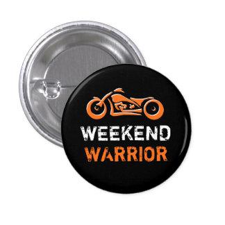 Weekend Warrior button