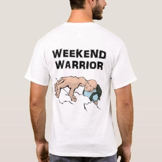 Weekend Warrior Climbing T Shirt