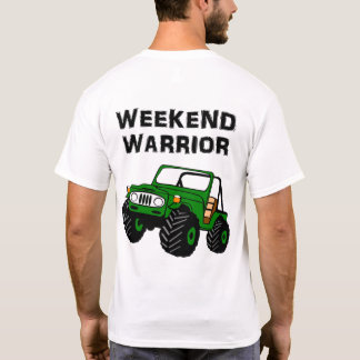 Weekend Warrior Off Road T Shirt