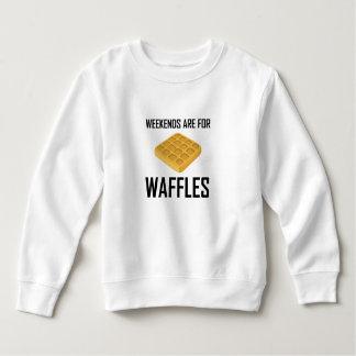 Weekends Are For Waffles Sweatshirt