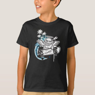 WeeMad Angel Skater T-shirt
