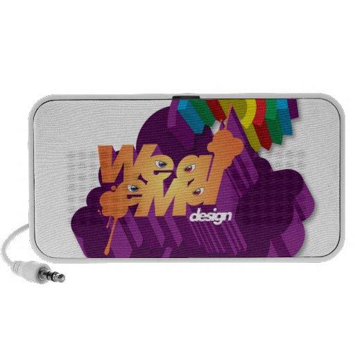 WeeMad Logo Speaker