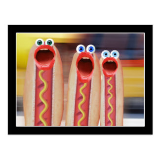 Weenie People Postcard