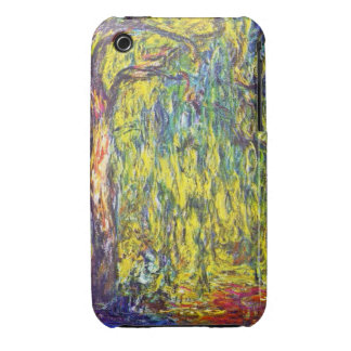 Weeping Willow Claude Monet Case-Mate iPhone 3 Case