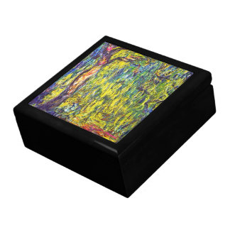 Weeping Willow Claude Monet Gift Box