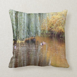 Weeping Willow Reflection Cushion
