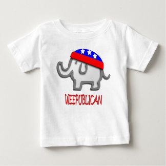 Weepublican Baby T-Shirt