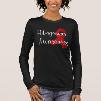 Wegener's Awareness Ladies T-Shirt