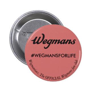 Wegmans fan club pin