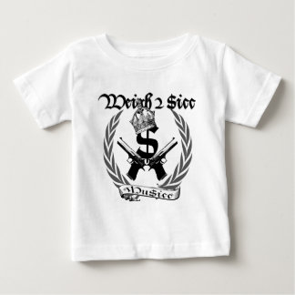Weigh 2 $icc infant tee