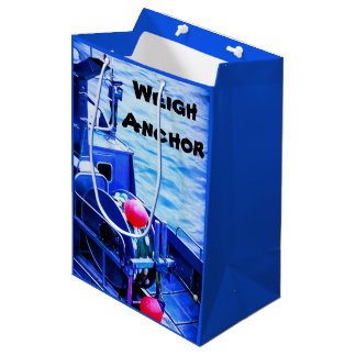 Weigh Anchor Gift Bag
