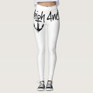 Weigh Anchor Leggings