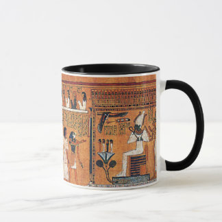 Weighing of the Heart Ceremony Mug