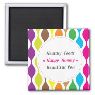Weight & Health Conscious Magnet
