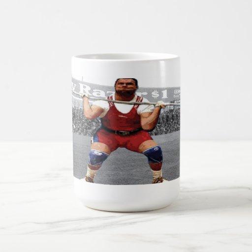 Weight Lifter Coffee Mug