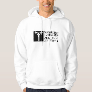 Weight Lifting Survive Hoodie