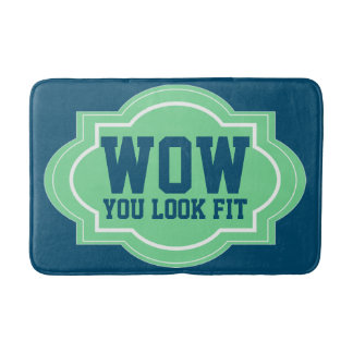 Weight Loss Motivation Bath Mat