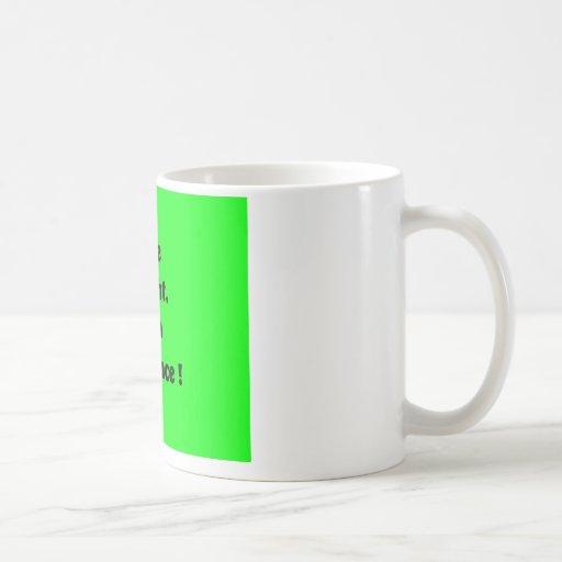 Weight loss coffee mugs