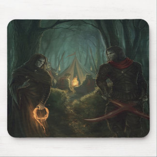 Weight of Blood Mouse Pad