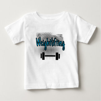 Weightlifting Baby T-Shirt