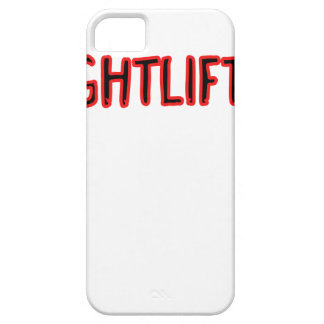 Weightlifting Design Case For The iPhone 5