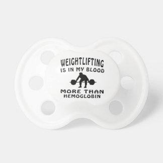 Weightlifting Design Dummy