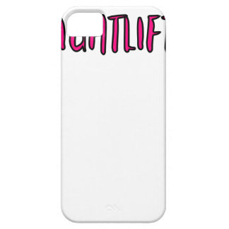 Weightlifting Design iPhone 5 Cover