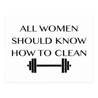 Weightlifting For Women Postcard