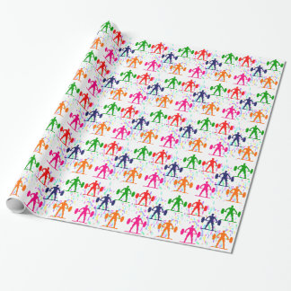 WEIGHTLIFTING WRAPPING PAPER