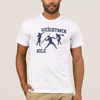 Weightmen Rule T-Shirt