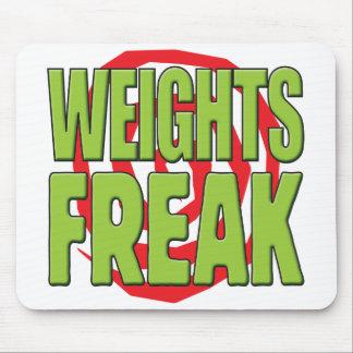 Weights Freak G Mousemats