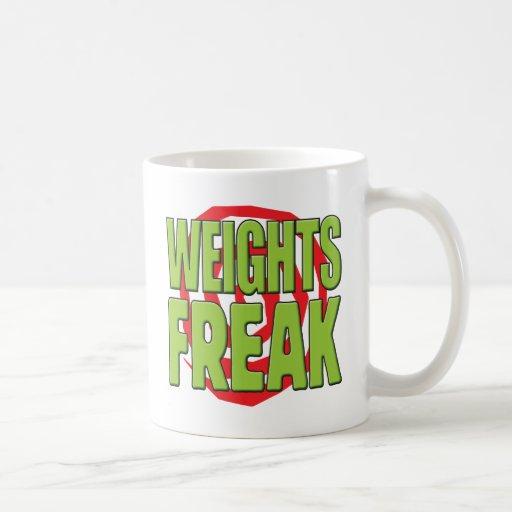 Weights Freak G Coffee Mug