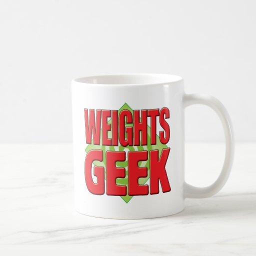 Weights Geek v2 Mugs