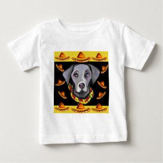 Weimarana Cinco de Mayo Baby T-Shirt