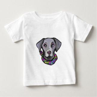 WEIMARANA MARDI GRAS BABY T-Shirt
