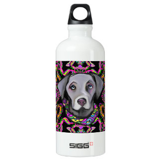 WEIMARANA MARDI GRAS SIGG TRAVELLER 0.6L WATER BOTTLE