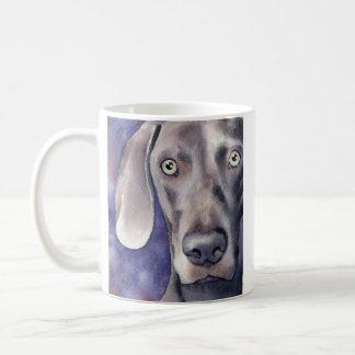 Weimaraner Coffee Mug