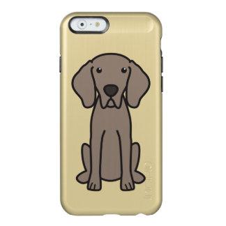 Weimaraner Dog Cartoon Incipio Feather® Shine iPhone 6 Case