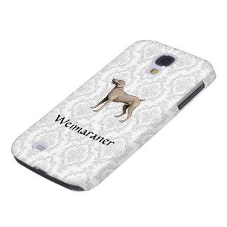 Weimaraner Galaxy S4 Cover