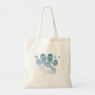 Weimaraner Granddog Bags