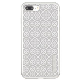 WEIMARANER HEXAGON TAUPE IPHONE 7 PLUS SILVER INCIPIO DualPro SHINE iPhone 8 PLUS/7 PLUS CASE