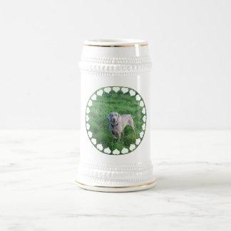 Weimaraner Lovers Beer Stein Coffee Mug