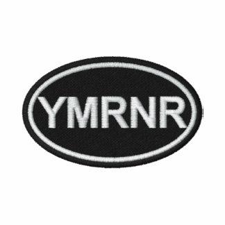 Weimaraner Nation : Embroidered YMRNR